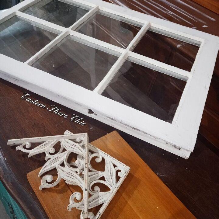 spring window shelf