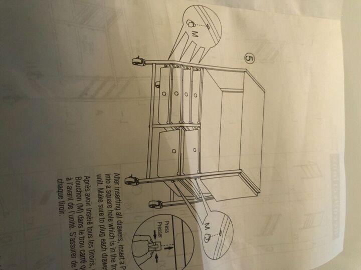 q essex rolling cart