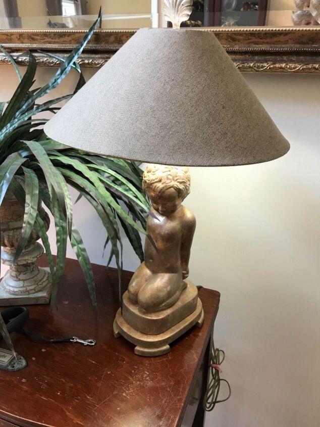 q f cooper lamp