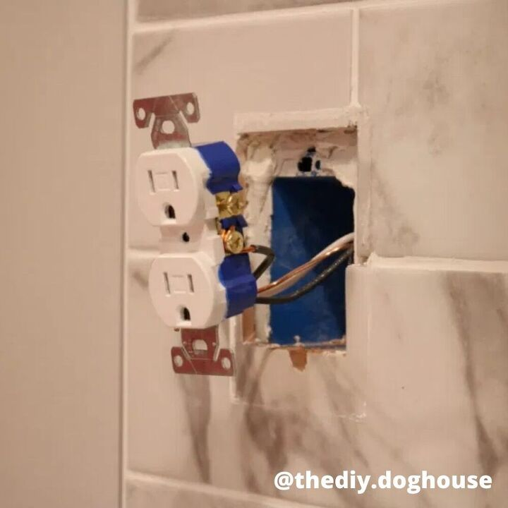 update your electrical outlet to a usb outlet