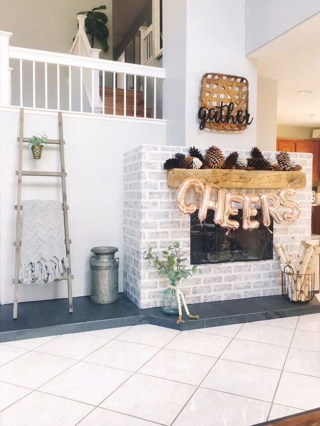how to wax a reclaimed wood mantel