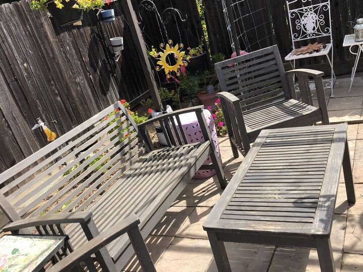 q backyard painting projects