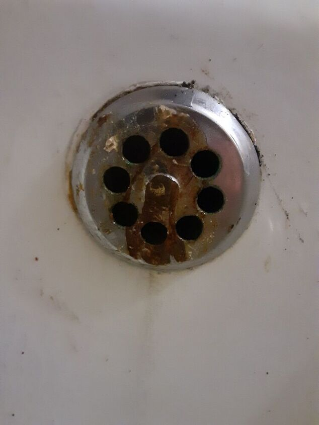 q how do i get this drain off the tub