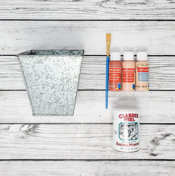 how to upcycle a dollar store container, What You ll Need