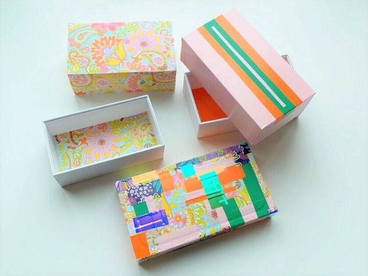 easy upcycled iphone gift box