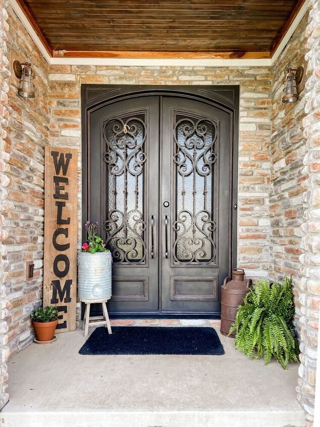 easy porch sign