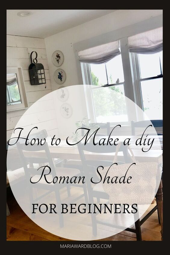 how to diy roman shades for beginners uncategorizedhow to diy roman sh