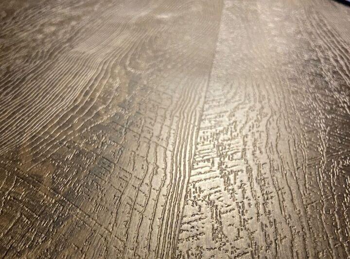 q how do i fix vinyl plank flooring that is buckling