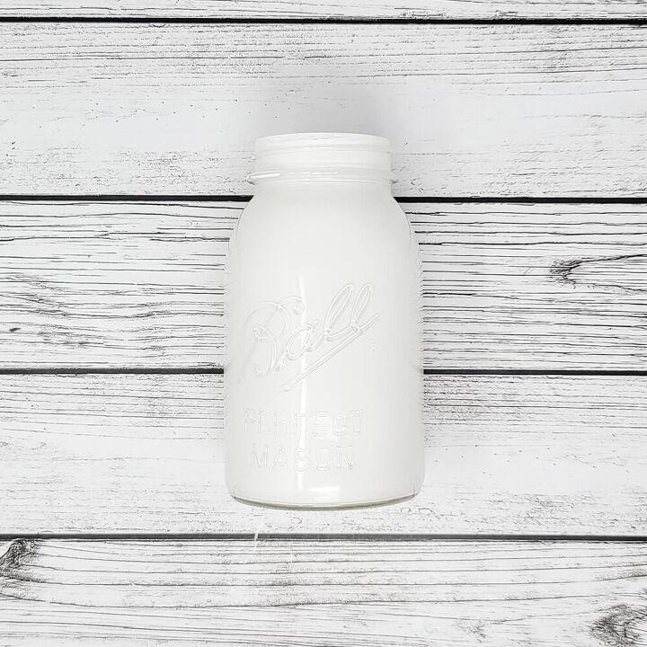 patriotic mason jar, Paint Your Mason Jar