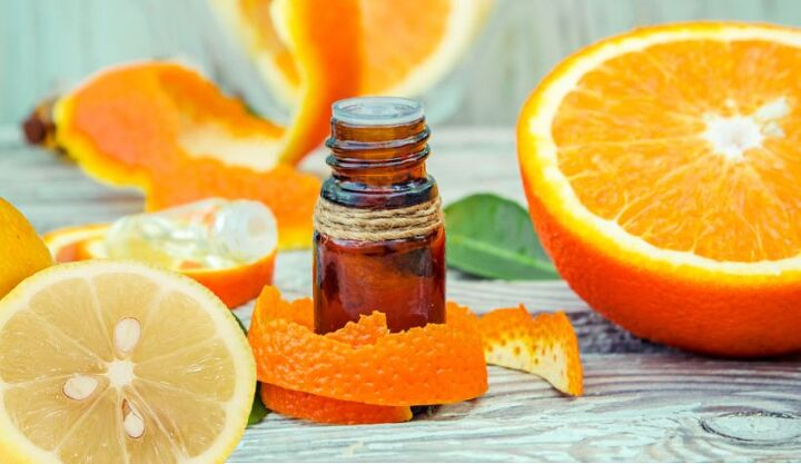 diy citrus room spray