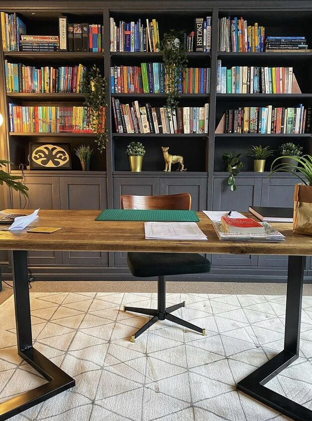 bespoke looking bookcase for ikea prices, Home office Bookcase