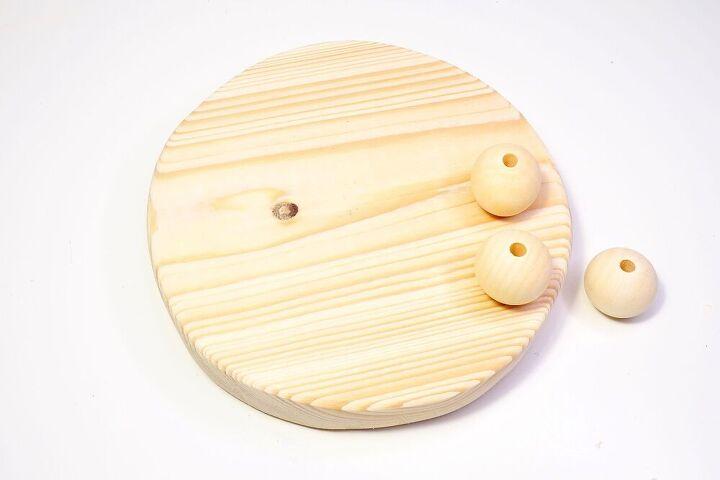 diy engraved wood riser