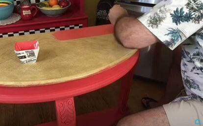 Summer nightstand