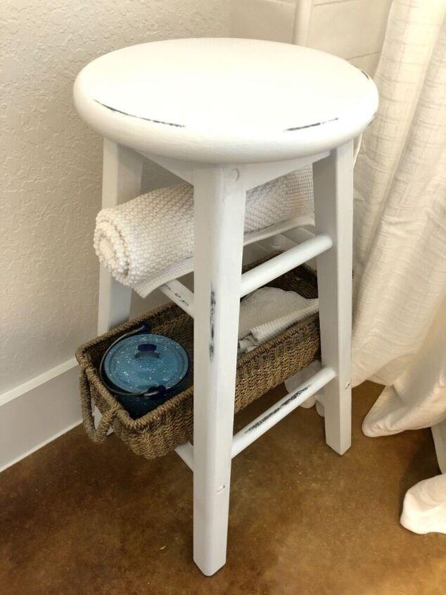 farmhouse stool