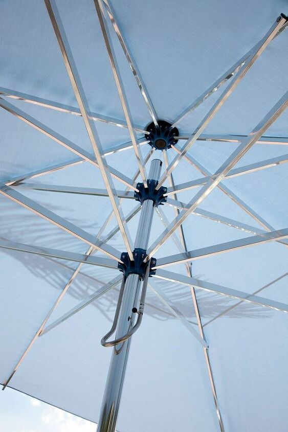 q 2 squared commercial umbrella give idea