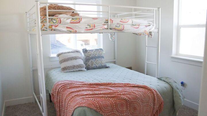 diy built in loft for a bedroom