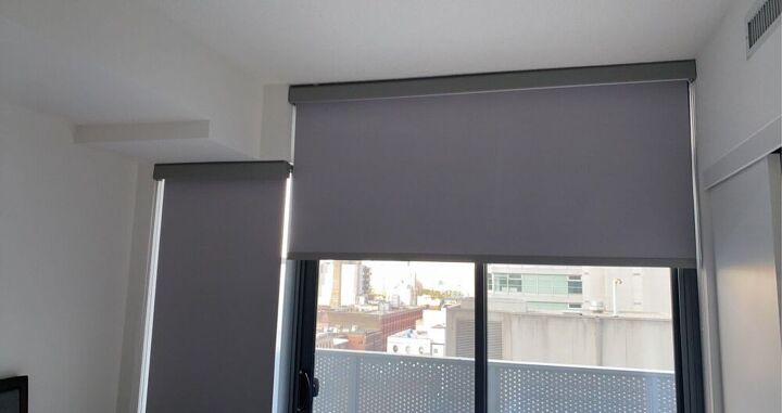 q any ideas how to put curtains on this type of wall