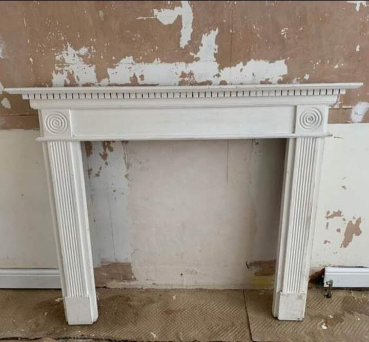 market place fire surround, 10 fire surround from Facebook