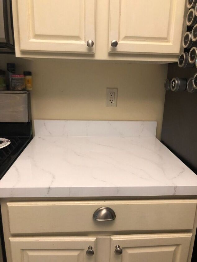 q repair laminate with simple mat
