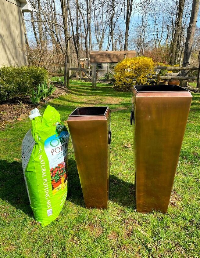how to plant a container garden in 7 easy steps, Before planting