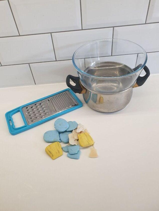saving soap