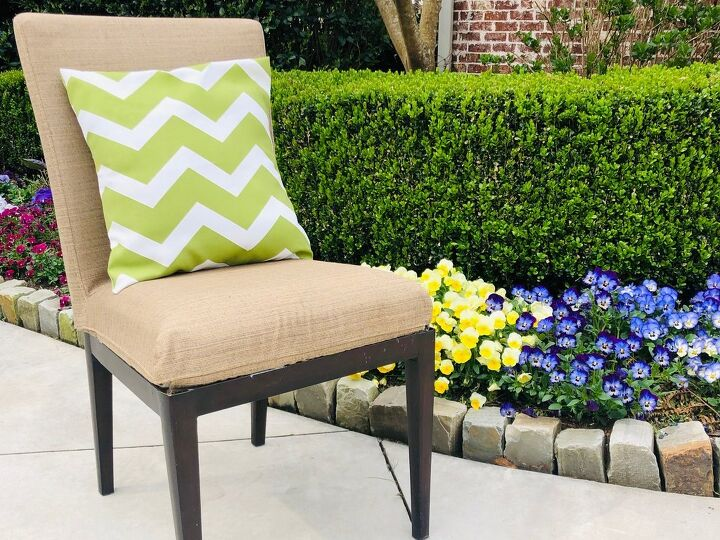 s 10 things every smart homeowner should do before summer, Refurbish your worn out patio chairs