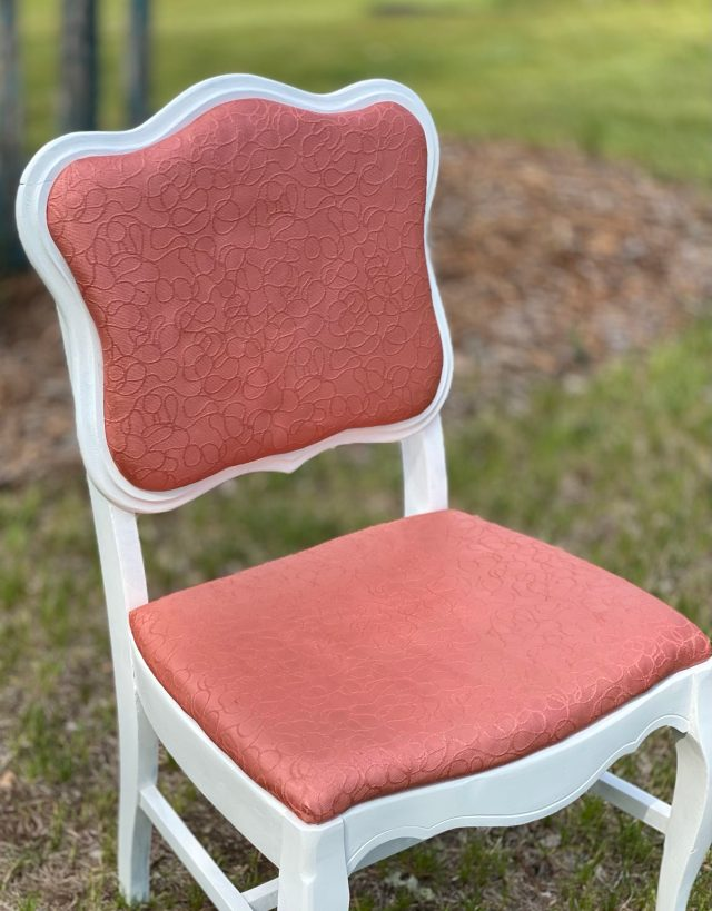 paint upholstery with jacquard fabric paint