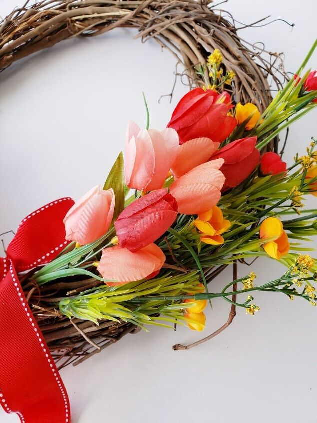 diy wreath ideas for spring and summer