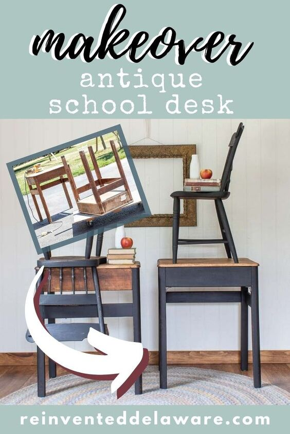 how to refurbish a heywood wakefield desk