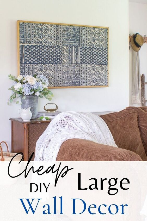 how to add charm with inexpensive diy wall decor