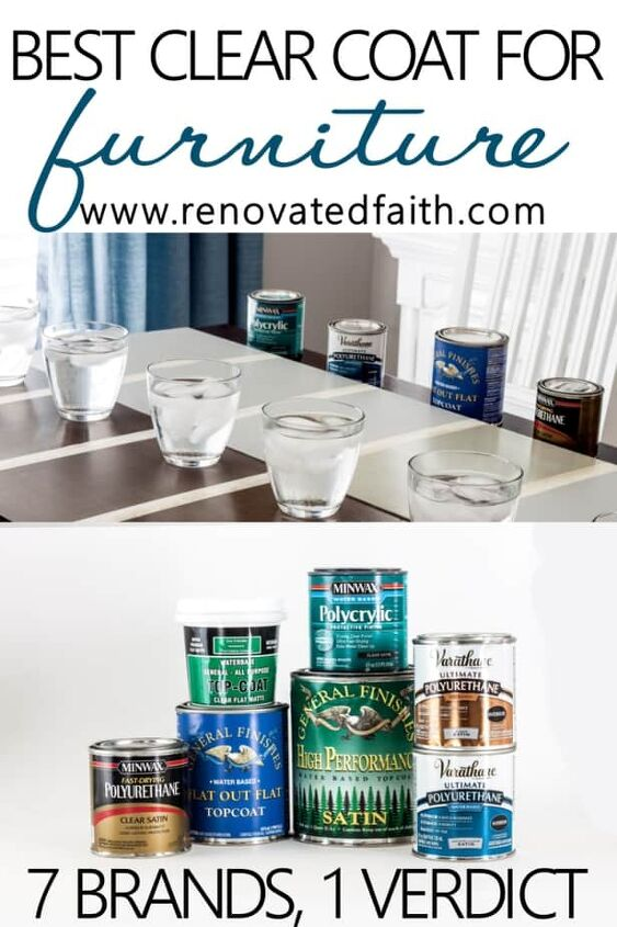 the best clear coat for furniture for 2021 best top coat for chalk