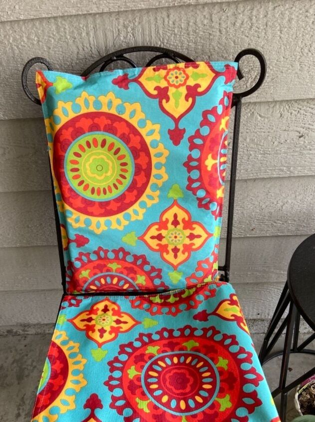 from placemats to seat cushions, Placemat cushions