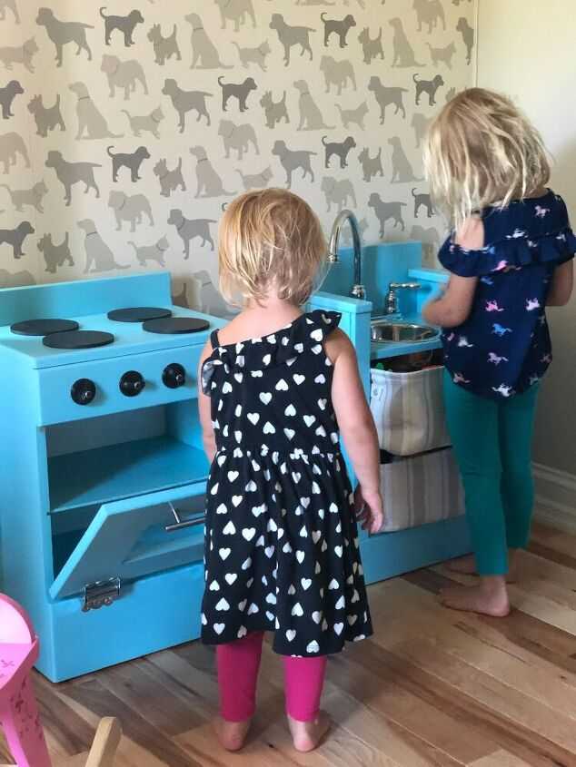 play kitchen remodel