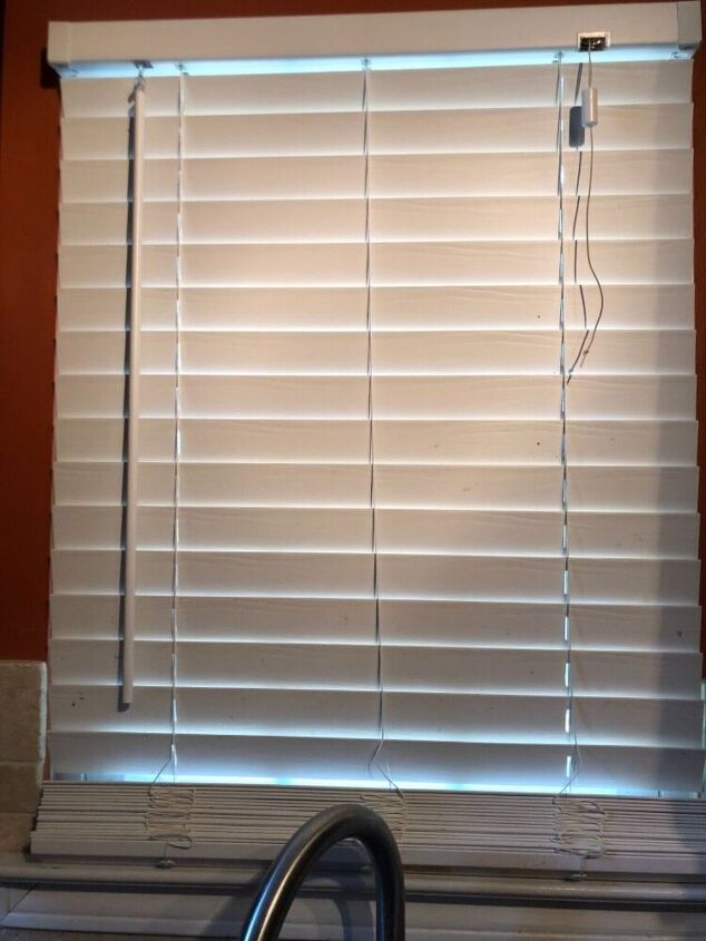 q how do i clean these blinds