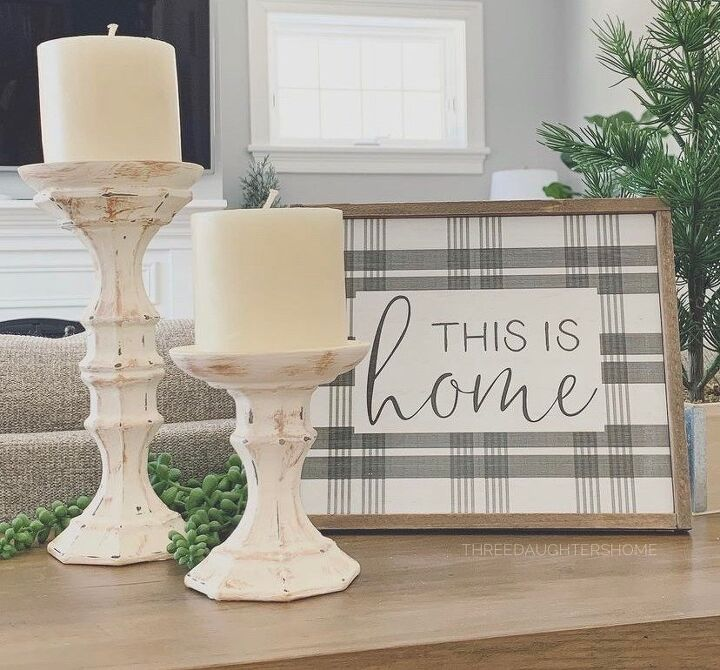 diy dollar tree candle holders three daughters home