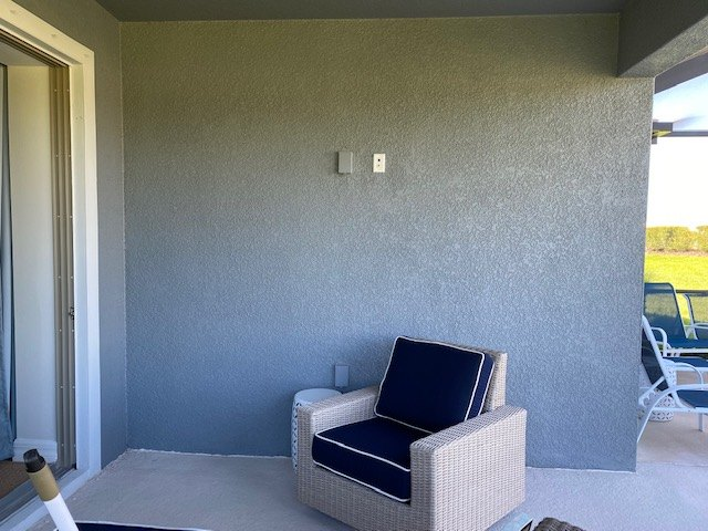 q outdoor wall ideas needed