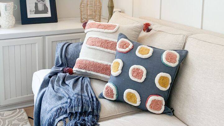 s 11 clever ways to fake high end looks with dollar store finds, World s Cutest Throw Pillows