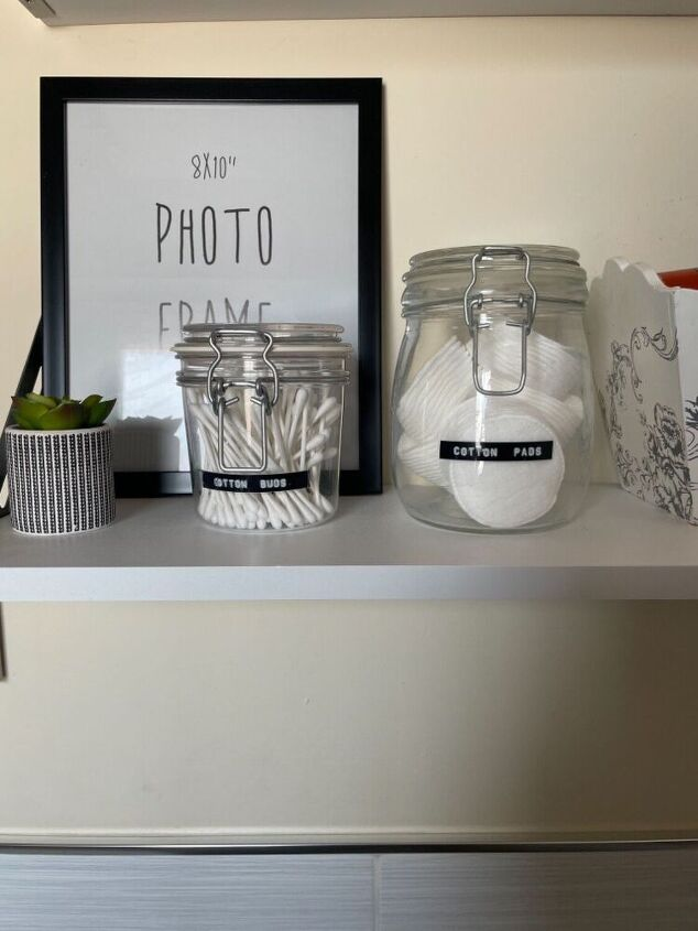 personalised glass jars