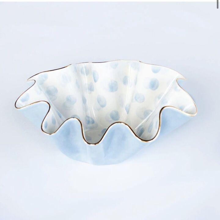 diy scallop edge bowl