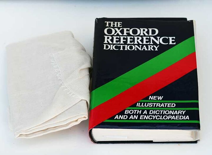 how to make fun dictionary art