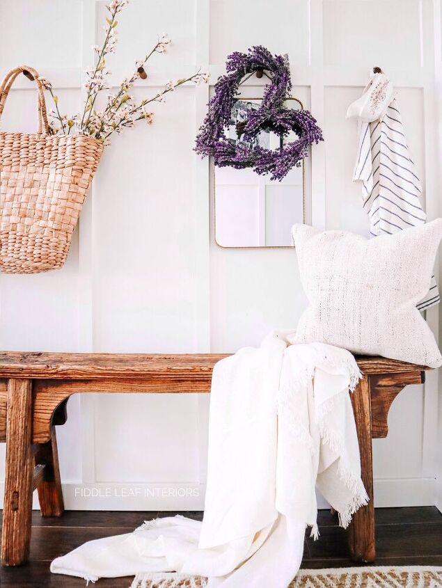 easy diy lavender wreath