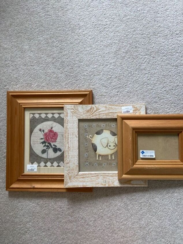 chippy thrifted frames