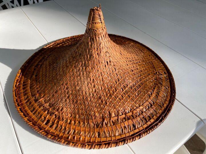 boho shelf from an eastern hat