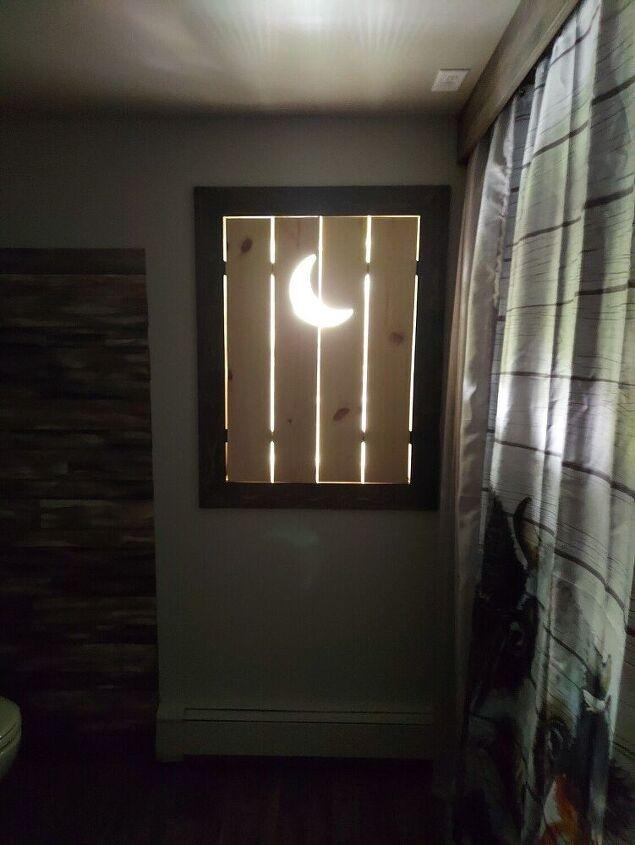crescent moon window shutters