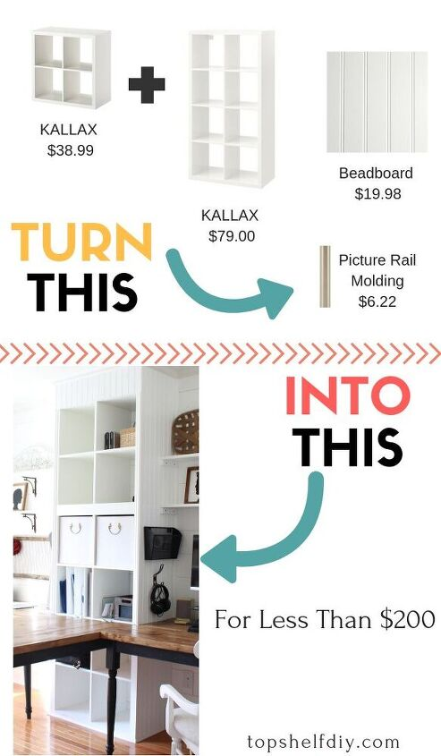 kallax the great 8 feet of floor to ceiling storage for less than 20