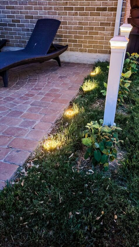 how to elevate your landscaping with easy in ground solar lights