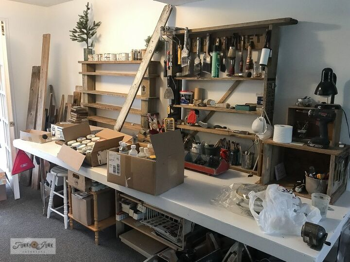 build easy wood shelving with this special secret for free