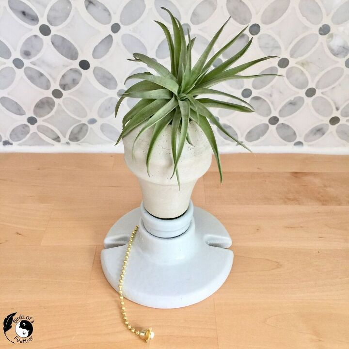 unique air planter