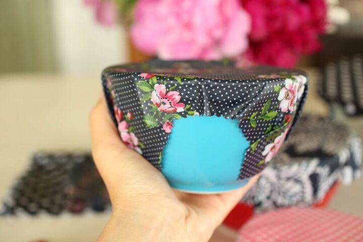diy reusable beeswax wraps three ways