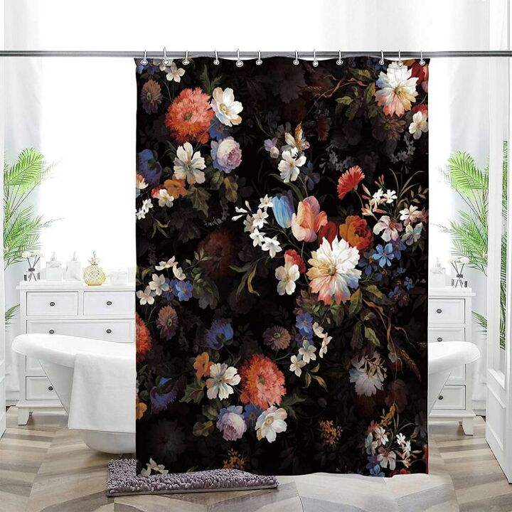 diy canvas art the best shower curtains for large art